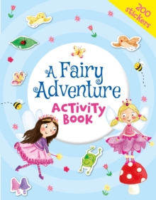 Image for A Fairy Adventure Activity Book