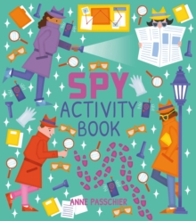 Image for Spy Activity Book