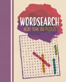 Image for Wordsearch : More than 100 puzzles