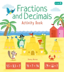 Image for Fractions and Decimals Activity Book