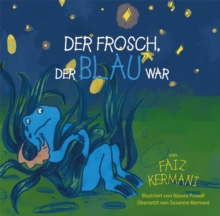 Image for Der frosch, der blau war