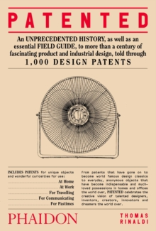 Image for Patented  : 1,000 design patents