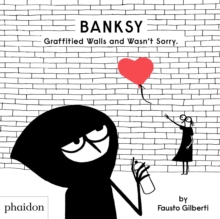 Image for Banksy graffitied walls and wasn't sorry