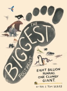 Image for The biggest footprint  : eight billion humans