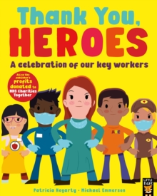 Image for Thank you, heroes  : a celebration of our key workers