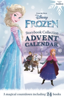 Image for Disney Frozen Storybook Collection Advent Calendar