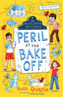 Image for Peril at the bake off