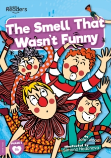 Image for The smell that wasn't funny