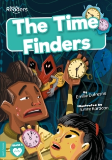Image for The time finders