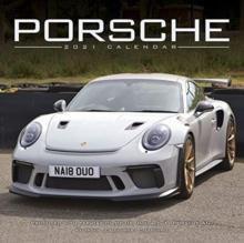 Image for Porsche 2021 Wall Calendar