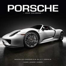 Image for Porsche 2022 Wall Calendar