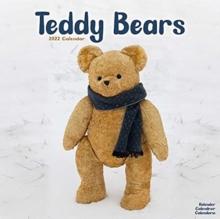 Image for Teddy Bears 2022 Wall Calendar