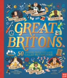 Image for Great Britons  : 50 amazing people who have called Britain home