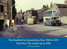 Image for The Bradford to Queensbury bus, 1949 to 1974Part one,: The routes up to 1969