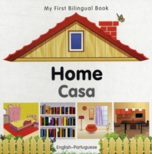 Image for My First Bilingual Book -  Home (English-Portuguese)