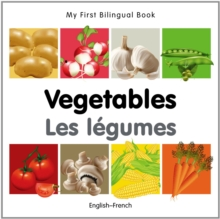 Image for My First Bilingual Book - Vegetables - English-french