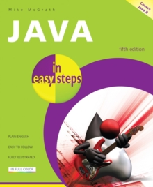 Image for Java in Easy Steps : Covers Java 8