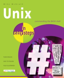 Image for Unix in easy steps  : covers the Bourne Again Shell (BASH)
