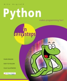 Image for Python: in easy steps
