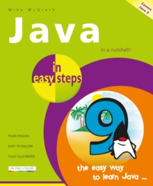 Image for Java in easy steps