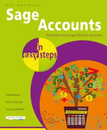 Image for Sage accounts in easy steps