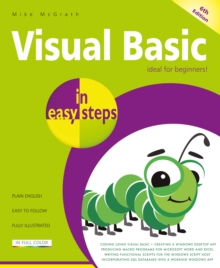 Image for Visual Basic in easy steps, 6th edition