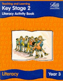 Image for Literacy activity bookYear 3
