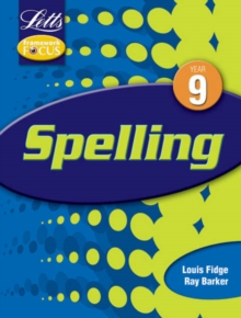 Image for Spelling: Year 9