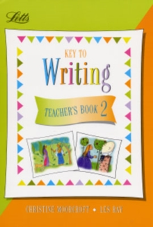 Image for Key to writingTeacher's book 2