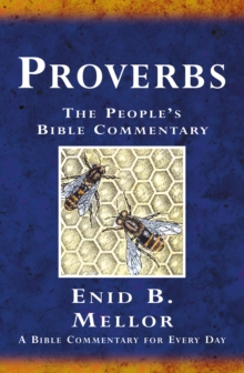 Image for Proverbs : A Bible Commentary for Every Day