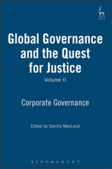 Image for Corporate governance