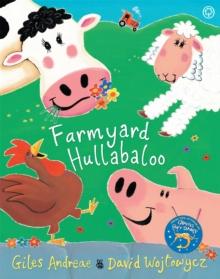 Image for Cock-a-doodle-doo!  : farmyard hullabaloo!