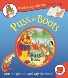 Image for Read Along With Me: Puss in Boots (with CD)