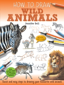 Image for How To Draw: Wild Animals