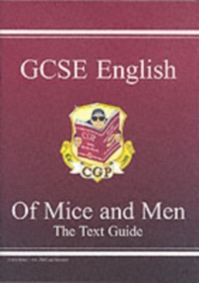 Image for Of mice and men  : the text guide