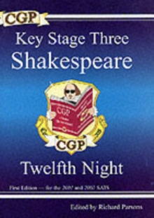 Image for KS3 English Shakespeare Text Guide - Twelfth Night