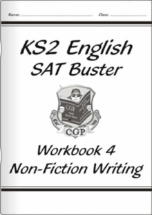 Image for KS2 English Writing Buster - Non-Fiction Writing