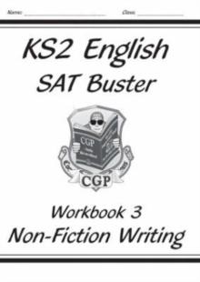 Image for KS2 English Writing Buster - Non-Fiction Writing