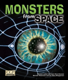 Image for KS2 Monsters from Space Reading Book