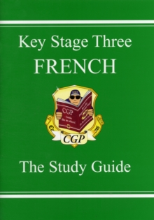 Image for Key stage three French: The study guide