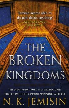 Image for The broken kingdoms