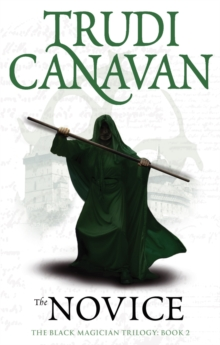 Image for The Novice : Book 2 of the Black Magician