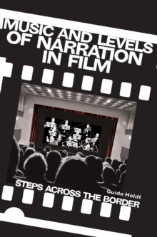 Image for Music and levels of narration in film  : steps across the border