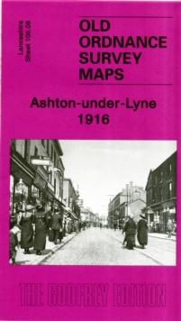 Image for Ashton-under-Lyne 1916 : Lancashire Sheet 105.06