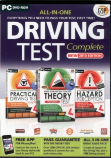 Image for Driving Test Complete