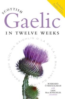 Image for Scottish Gaelic in twelve weeks