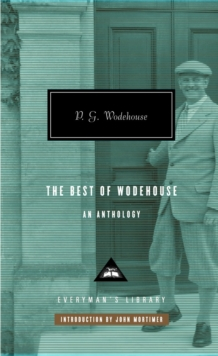 Image for The best of Wodehouse  : an anthology