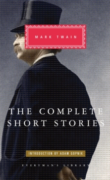Image for The Complete Short Stories Of Mark Twain
