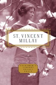 Image for Poems - Edna St Vincent Millay