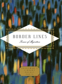 Image for Border lines  : poems about migration